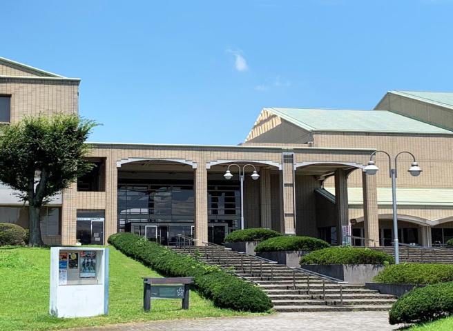 裾野市民文化センター図書室